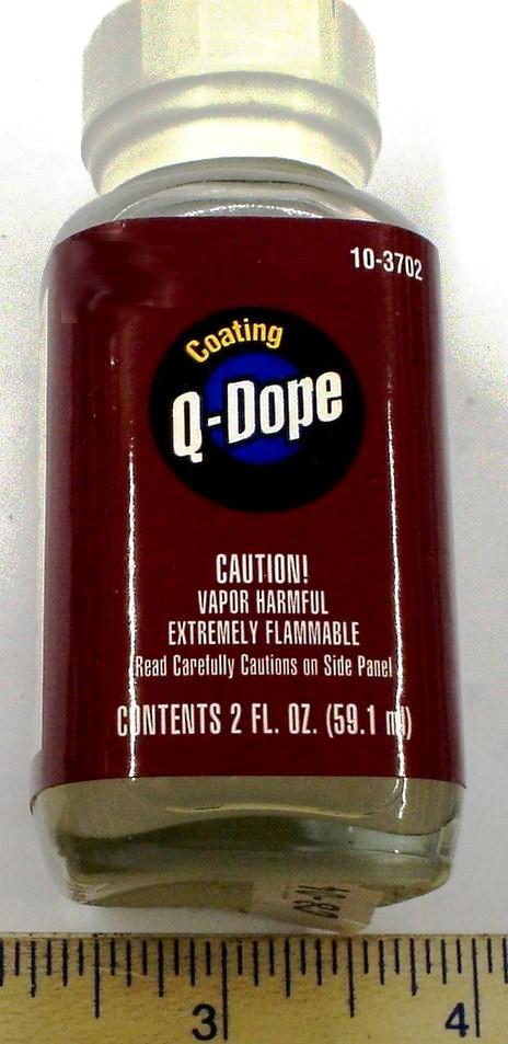 Q Dope Coating Electronics Plu...