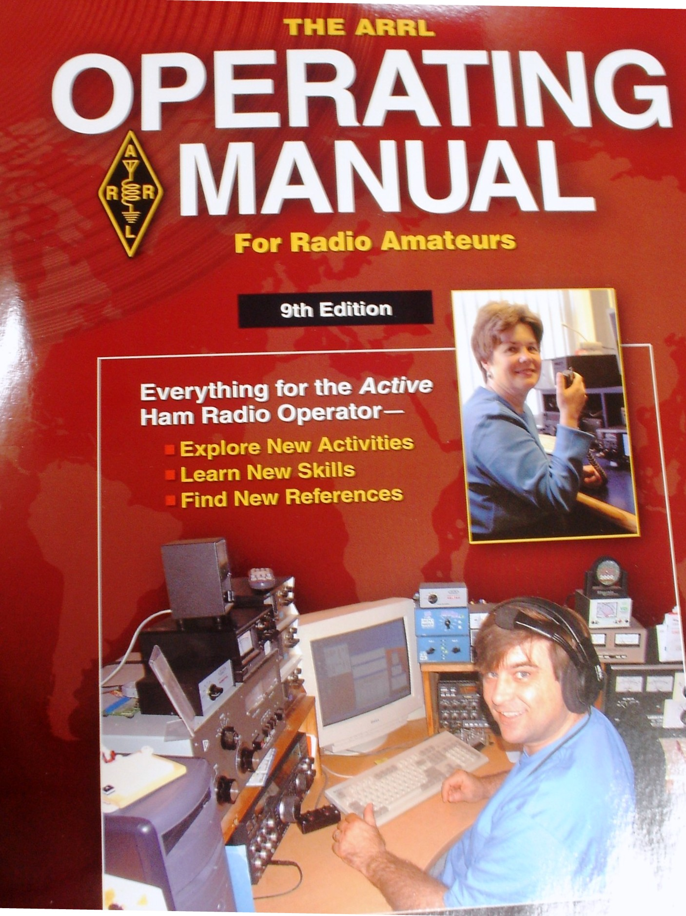 HAM RADIO OPERATERS MANUAL